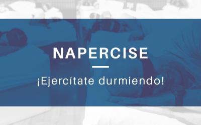 Dormir: la nueva forma de ir al gimnasio