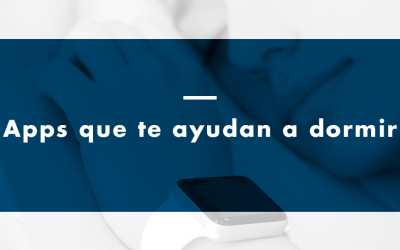 Apps que te ayudan a dormir